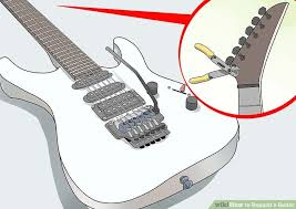 image titled repaint a guitar step 1