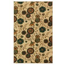 mohawk suzani vines multi 8 ft x 10 ft area rug