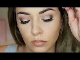 bridal bridesmaid makeup tutorial hooded eyes you