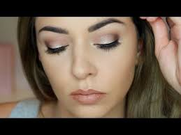 bridal bridesmaid makeup tutorial hooded eyes you
