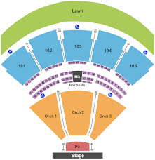 Ameris Bank Amphitheatre Seating Chart Alpharetta