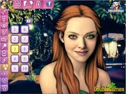 free celebrities make up amanda seyfried screenshot 2