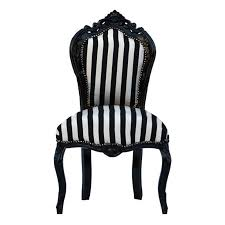 black and white striped furniture. black and white striped furniture chair wood frame french n
