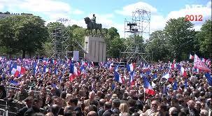 """Résultat de recherche d'images pour """"1er mai trocadéro sarkozy"""""""