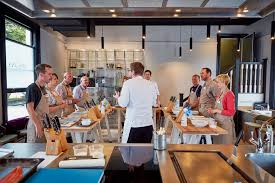 Simpsons Cookery School Reopens With Chefs Table And Development