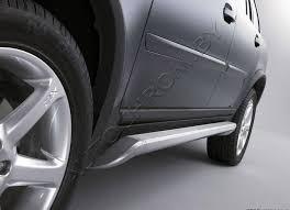 <b>Пороги боковые для</b> Volvo XC90 2002-2016 - AutoChrome