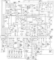 1998 ranger wiring diagram inside 1995 1994 ford