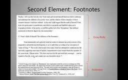 how to footnote an essay a memorable day in my school life essay how to footnote an essay