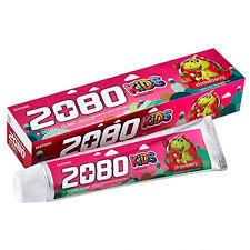 Купить DC 2080 Toothpaste Kids Детская <b>зубная паста</b>, клубника ...