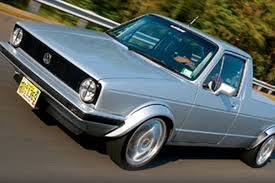 1981 VW Rabbit Pickup - Caddy Shock - Eurotuner Magazine
