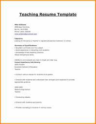 Resume Templates Word Free Download Indian Resume Examples