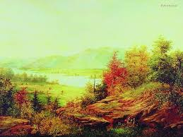 western painting landscape oil painting 4