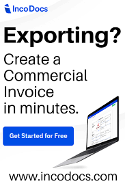 Create A Commercial Invoice Create Commercial Invoices Other Shipping Documents With
