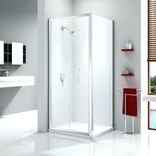 folding glass shower door shower door image of accordion foldable glass shower doors c4909