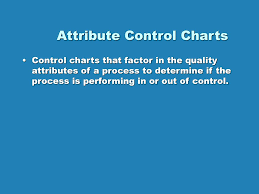 Quality Control Charts Control Charts Definition Ppt Download