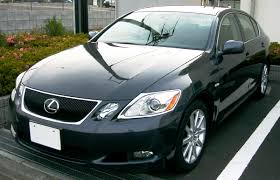 File:TOYOTA Lexus GS430 - 2007.jpg - Wikimedia Commons