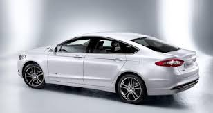 new car model releases 2014New Review Ford Mondeo 2016 Release Rear View Model  Best Release