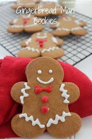 gingerbread man cookies recipe. Brilliant Recipe Gingerbread Man Cookie Recipe A Perfect Christmas Cookie Let The Kids  Decorate And Place With Cookies Recipe