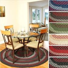 10 ft by area rug mission hill round indoor outdoor braided made in m 10 x 14 ft area rugs 8 round