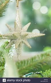 Christbaumschmuck Sterne Stockfoto Bild 25213554 Alamy