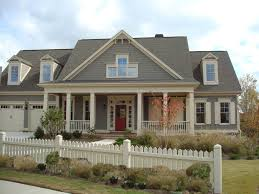 best exterior paint colors for small housesExterior Paint How To Choose An Color For A Red Traditional House