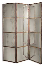 amazoncom  boutique  antiqued mirror room divider  wall