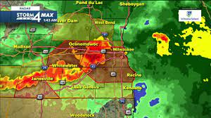 Severe Thunderstorm Warnings ...