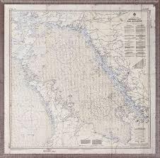 Celadon Georgian Bay Nautical Chart