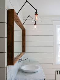 bathroom mirror with lights. how to style your bathroom mirror with lights o