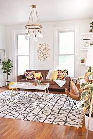 Wood flooring ideas for living room Tile Photo By Emily Clark 75 Enchanting Brown Living Rooms Shutterfly