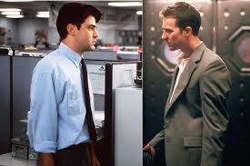 Why Fight Club And Office Space Are The Exact Same Movie