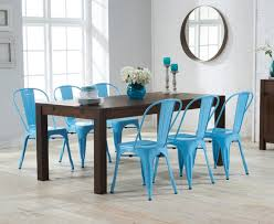 blue metal dining chairs fascinating kitchen art with dining chairs awesome blue metal upholstered