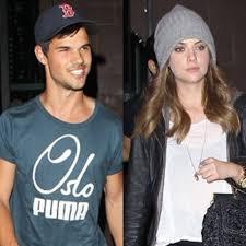 Taylor Lautner y Ashley Benson salen a cenar juntos... ¿Alerta de ...