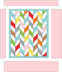 Sweet n' Sassy Baby Quilt | Cluck Cluck Sew & Sweet n' Sassy Baby Quilt Adamdwight.com