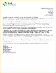 Cover Letter For Resume Sending Sample Of Resume Skills