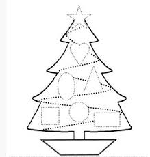 Free Christmas Tree Template Christmas Tree Drawing Template At Getdrawings Com Free For