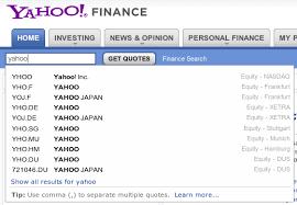 Yahoo Stock Quote Unique Yahoo Stock Quote Awesome Yahoo Stock Quote Best Stock Quotes Yahoo