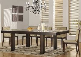 Nice Warm and Cozy Modern Dining Table The Holland The Holland Amazing Modern Contemporary Dining Room Sets