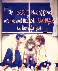 Anime Quotes About Friendship Best Anime QuotesFriendship Anime Amino