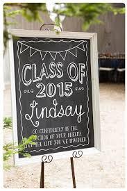 Custom Chalkboard Digital Sign For Senior By Muchtoographic Nicks