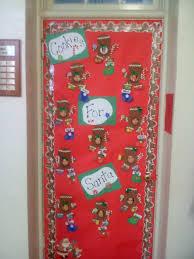 christmas office door decorations. Holiday Door Decorating Ideas Fice Utnavifo Christmas Office Decorations G