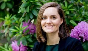 Lauren Richter | Robert & Patricia Switzer Foundation