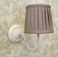 french wooden wall light