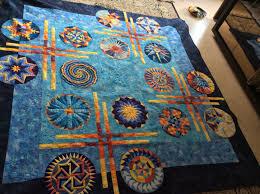 Dream Catcher Quilt Pattern Round the Year quilt betukbandi 64