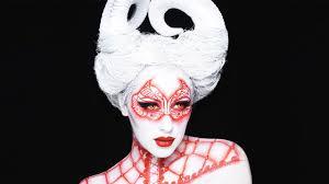 devil face makeup ideas photo 1