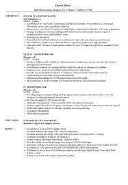 Edi Administrator Sample Resume IT Administrator Resume Samples Velvet Jobs 14