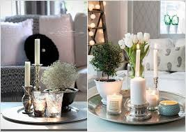 Decorating With Silver Trays Cosy Silver Tray Coffee Table For Your Inspirational Home Decorating 3