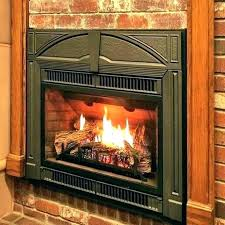 new fireplace insert in fireplace insert cost gas