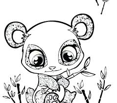 Cute Colouring Pages Of Animals Cute Coloring Pages For Kids Cute
