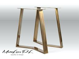 dining table with metal legs image 0 reclaimed wood dining table with metal legs uk